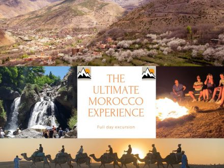 The ultimate morocco experiance