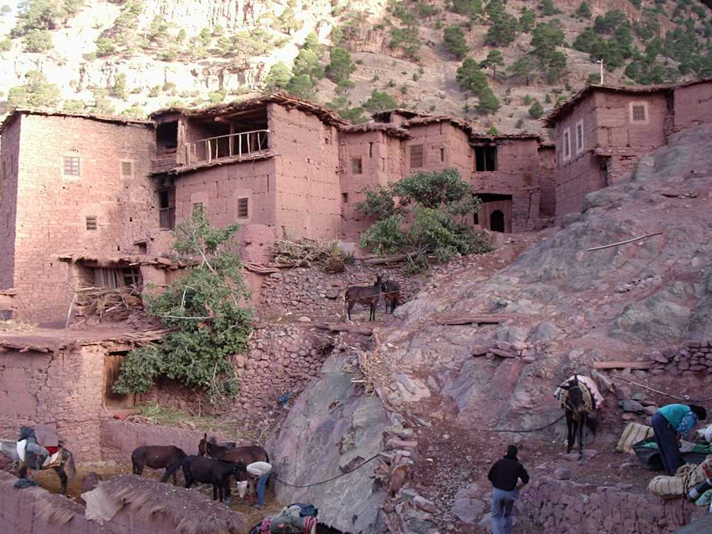 Day 3 - 10 day private Toubkal trip