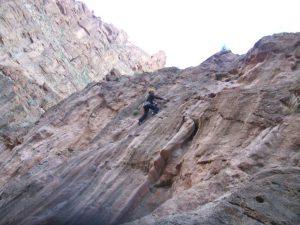 climbing and amellago