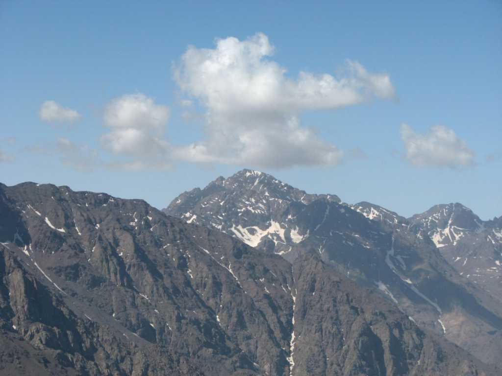 Day 3 - Tour Ski Toubkal