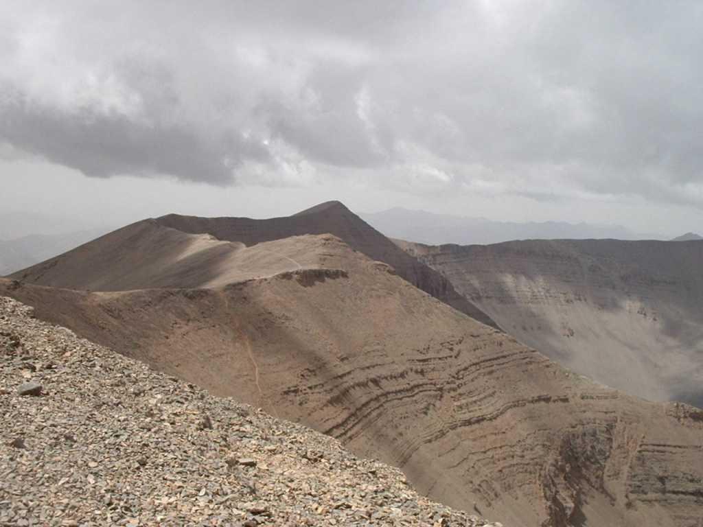 Jour 4 - Randonnée M'Goun et le Sahara visite