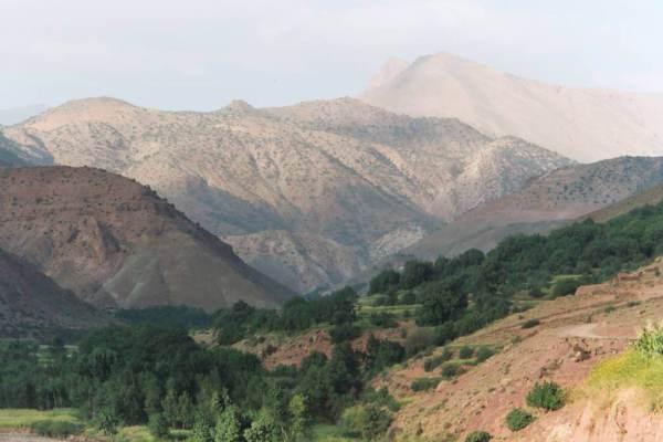 Jour 7 - Randonnée M'Goun et le Sahara visite