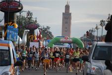 Jour 3 - Marrakech Marathon