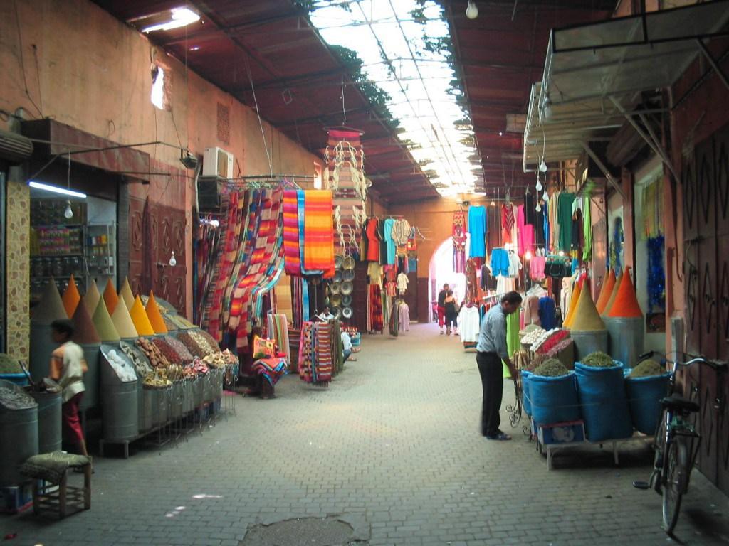 Jour 6 - Yoga et randonnée pédestre de Marrakech