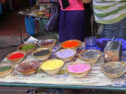 marrakech wool painter