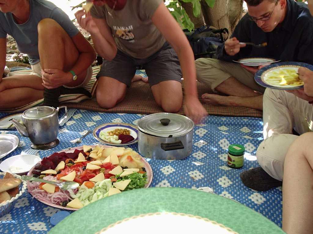 Jour 8 - Randonnée M'Goun et le Sahara visite