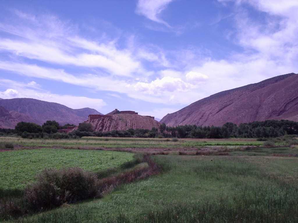 Jour 5 - Randonnée M'Goun et le Sahara visite