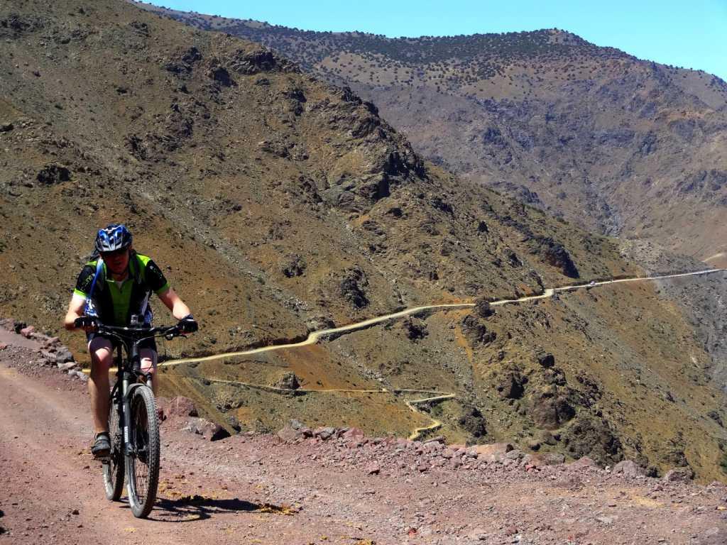 Day 3 - Mountain Bike High Atlas