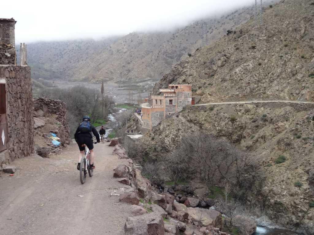 Day 5 - Mountain Bike High Atlas