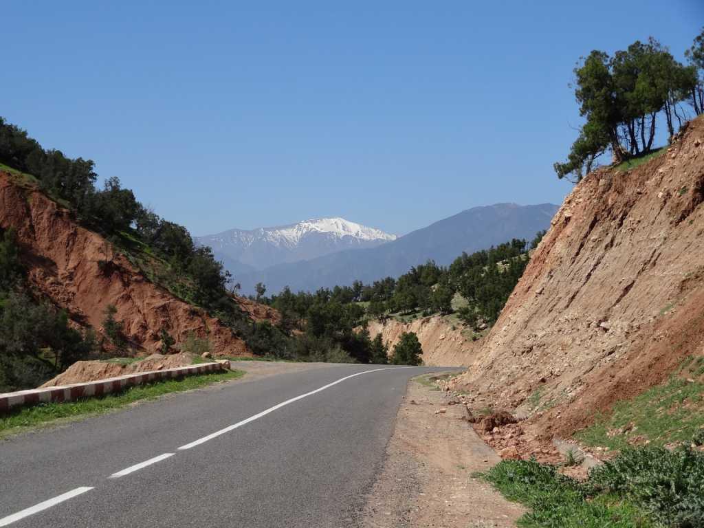 Day 1 - Mountain Bike High Atlas