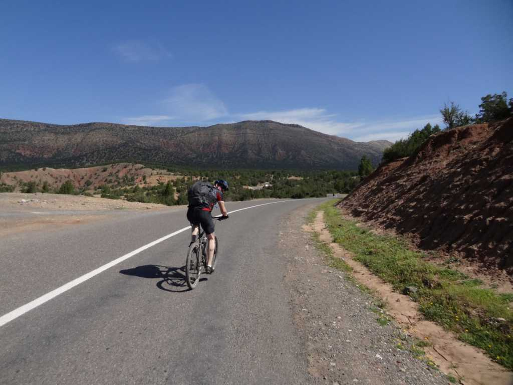 Day 6 - Mountain Bike High Atlas