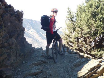 mountain biking trough the anti atlas to nekob