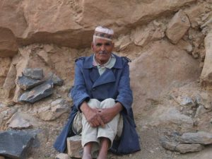 old berber man
