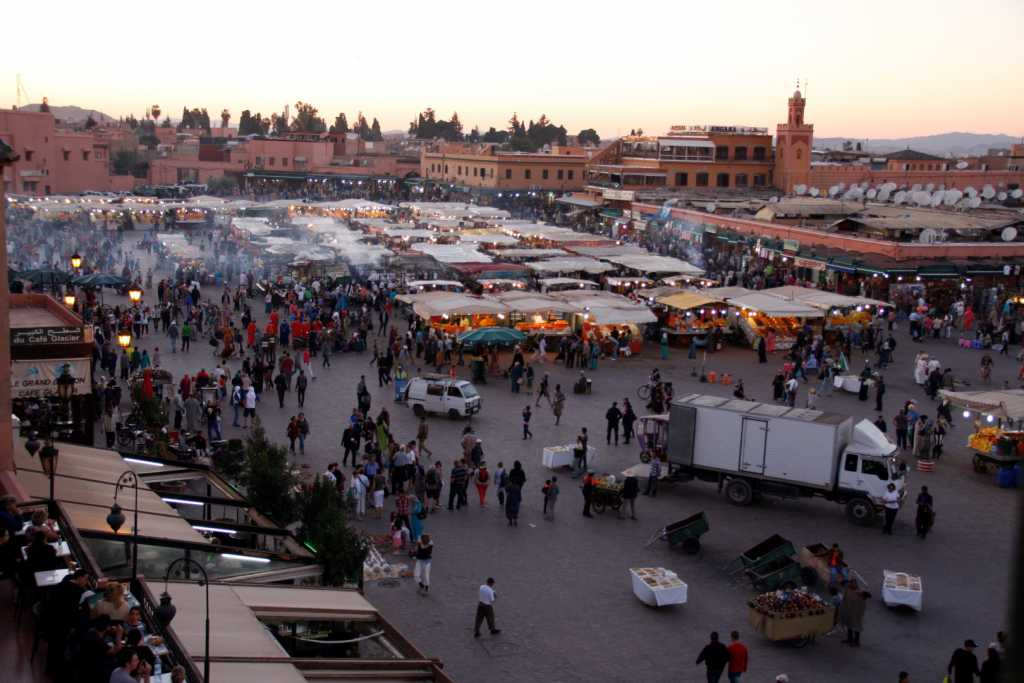 Day 8 - Yoga and Hiking from Marrakech