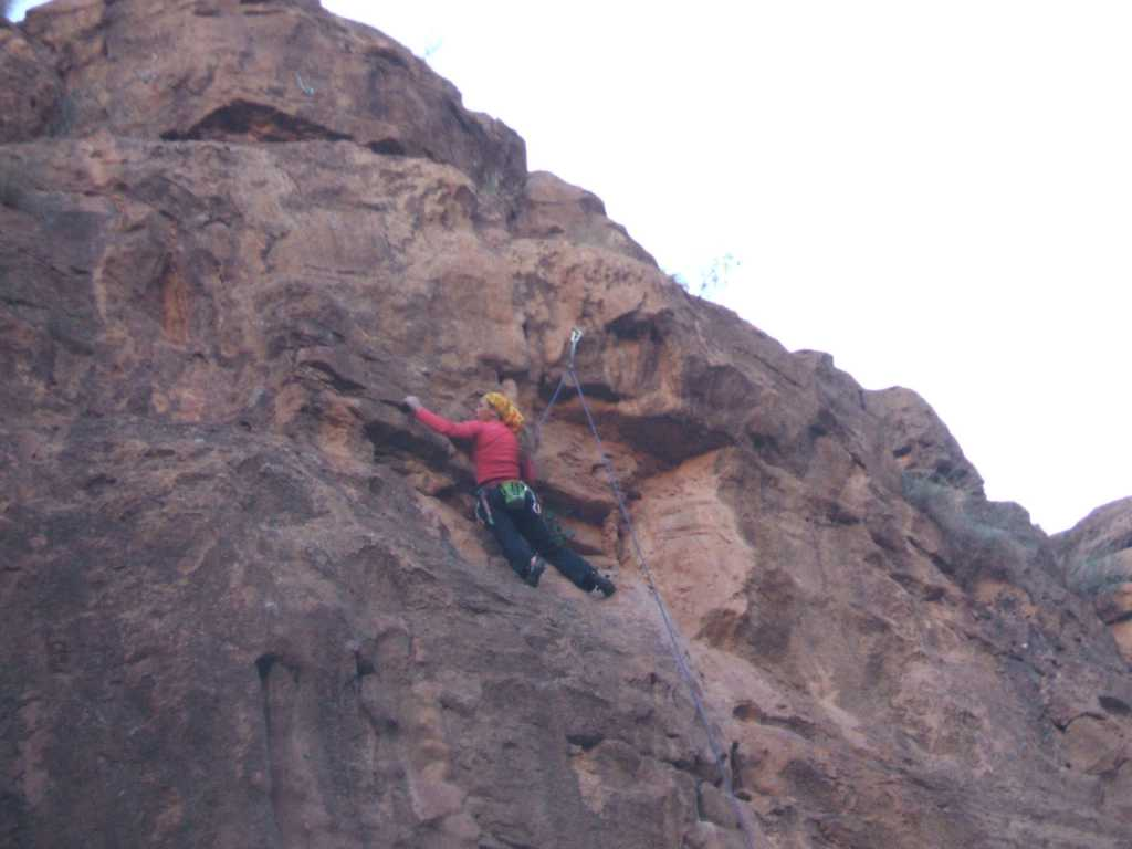Day 6 - Rock climbing Todra & Amellago
