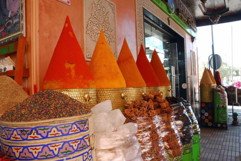 Jour 2 - Marrakech Marathon