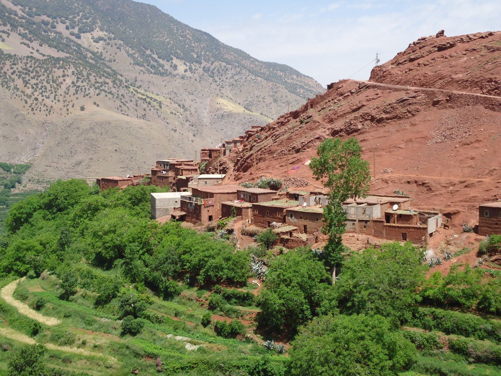 Day 3 - Jebel Toubkal for 'diehards' with bivouacs