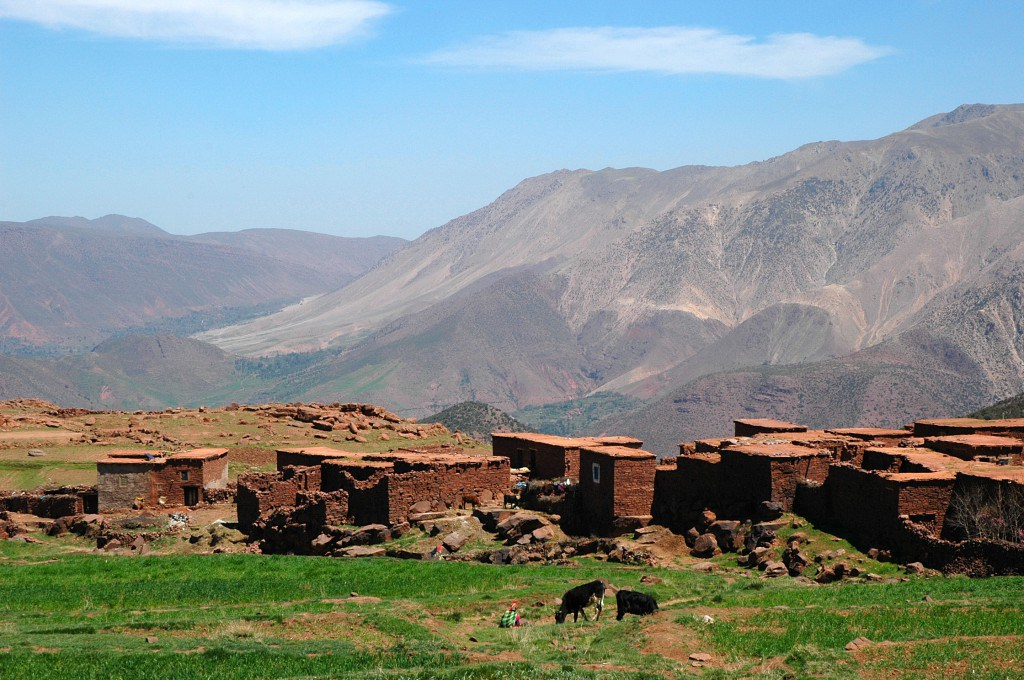 Day 4 - Jebel Toubkal for 'diehards' with bivouacs