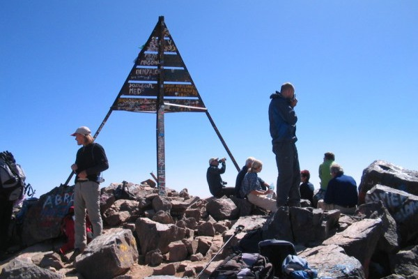 Weekly Toubkal Trek