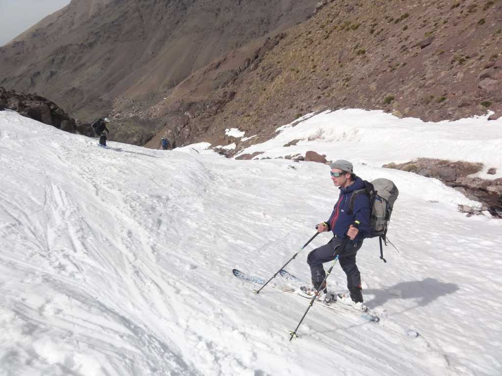 Day 2 - Tour Ski Toubkal & Jebel Oukaïmeden