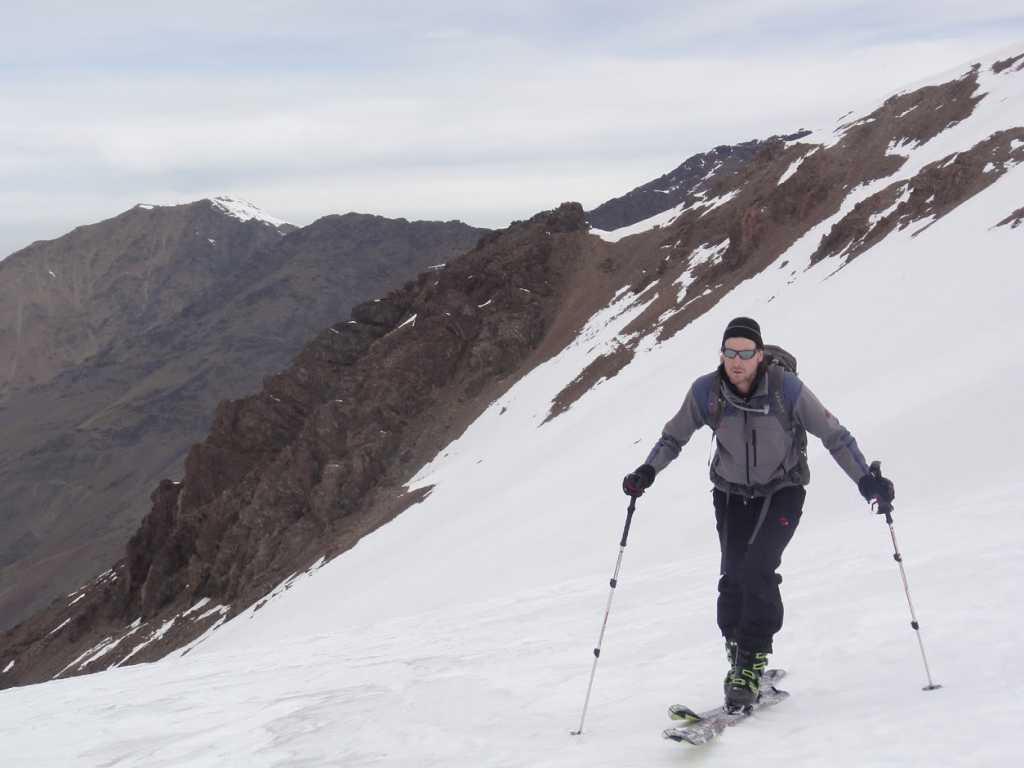 Day 2 - Tour Ski Toubkal