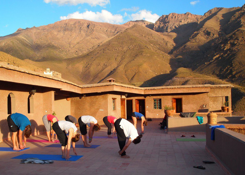 Yoga and Hiking from Marrakech